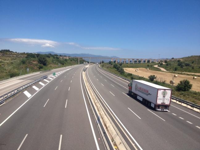 Vole fer de l'AP7 la ronda oest de Figueres i que sigui gratuïta des de la sortida de L'Escala fins a la dels Hostalets de Llers